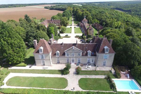 Le château du Feÿ