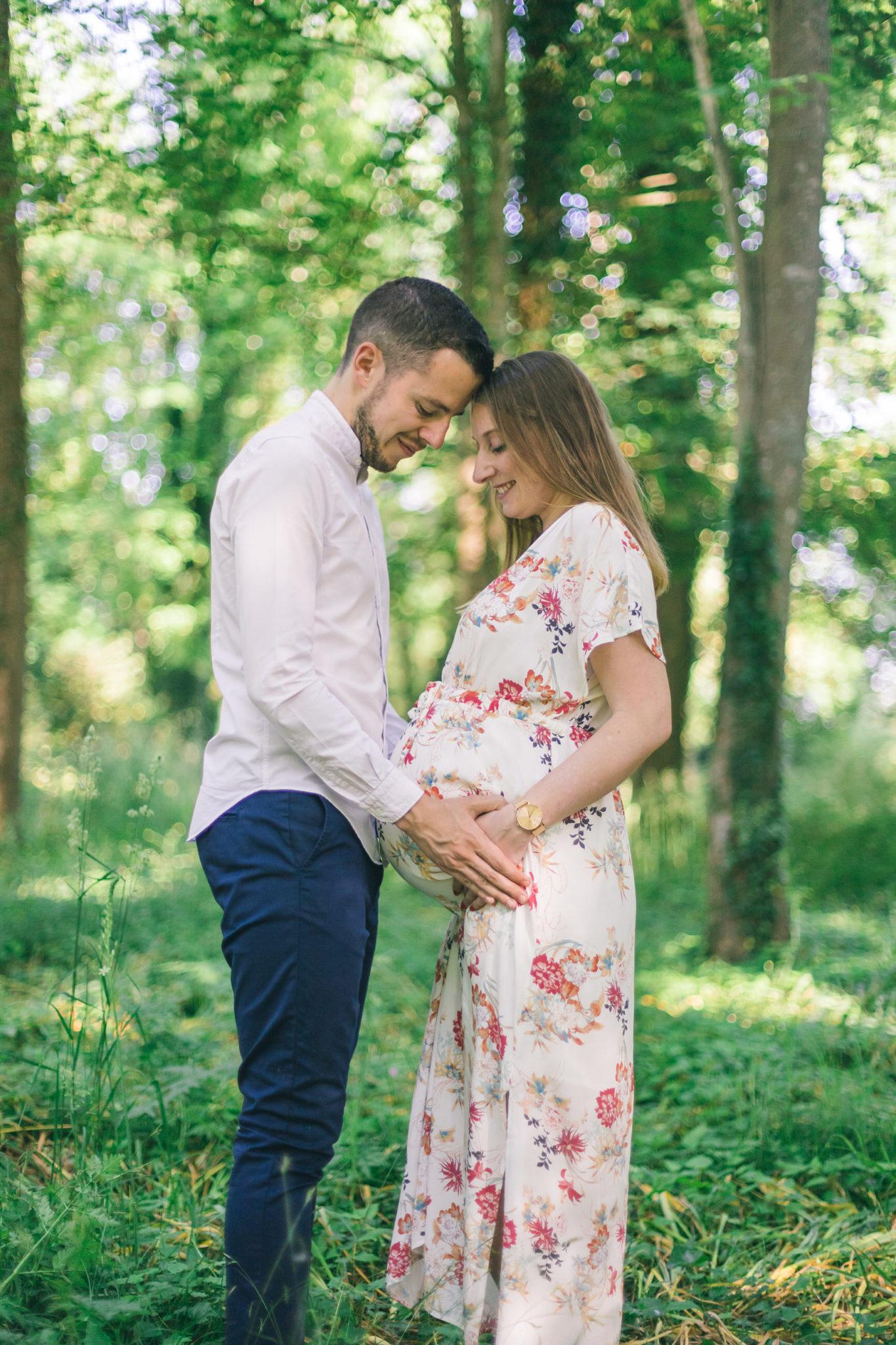 photographe grossesse maternité Yonne Auxerre sens