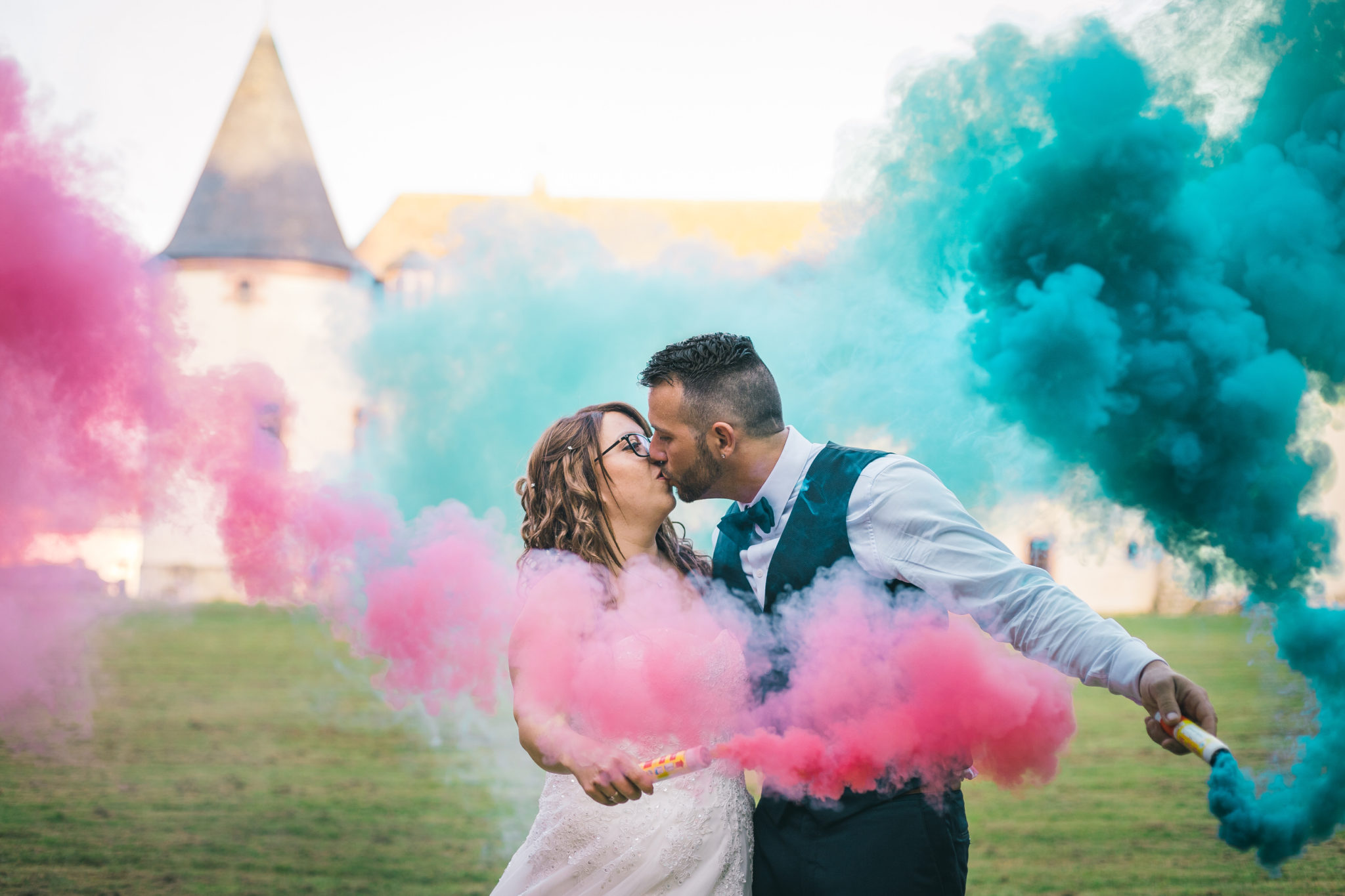 photographe de mariage Yonne bourgogne burgundy château de chevillon